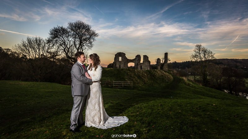 Wedding Newcastle Emlyn Castle