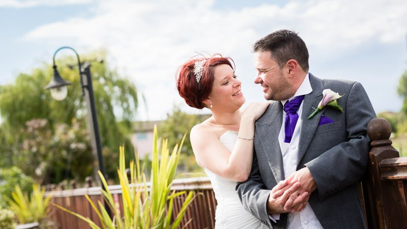 Oysterfleet Hotel Canvey Island Essex Wedding