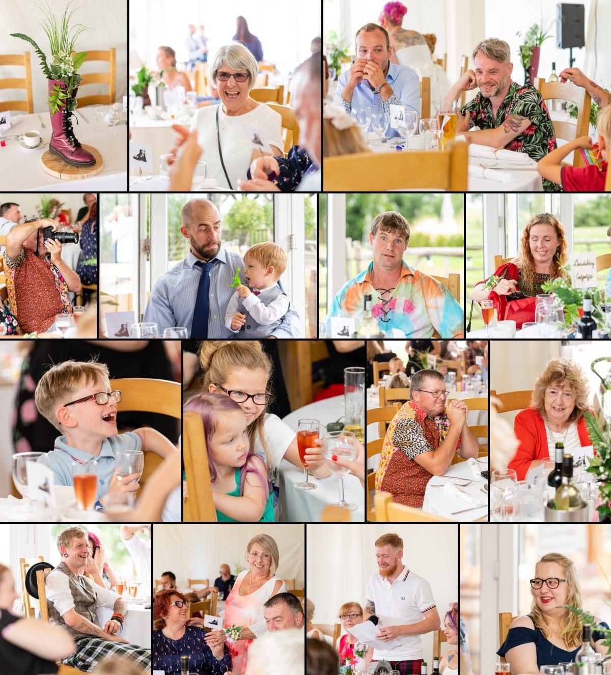 Wedding Reception Ferry House Inn