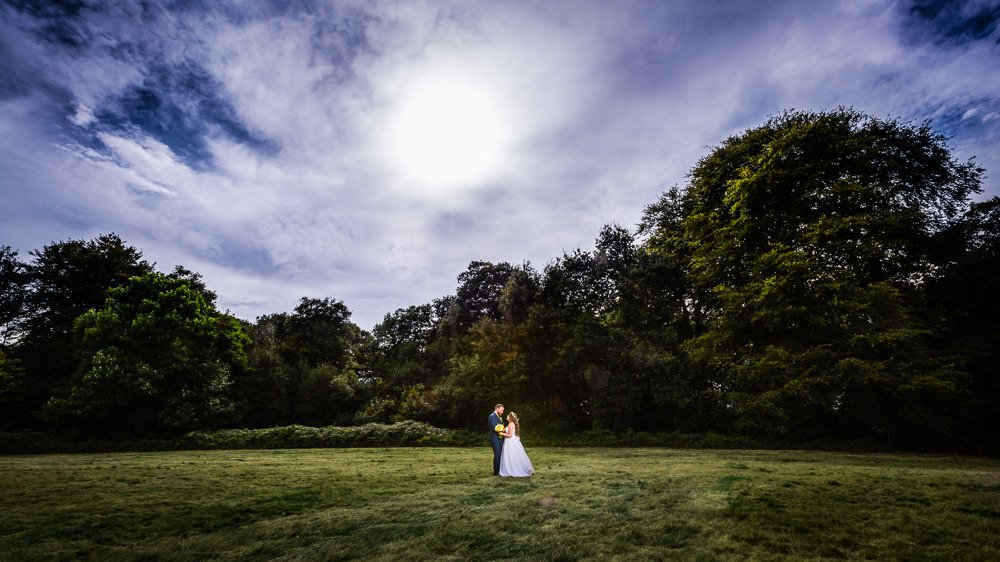 Oxleas Wood Shooters Hill Wedding Portraits - London Wedding Photographer - Graham Baker Photography