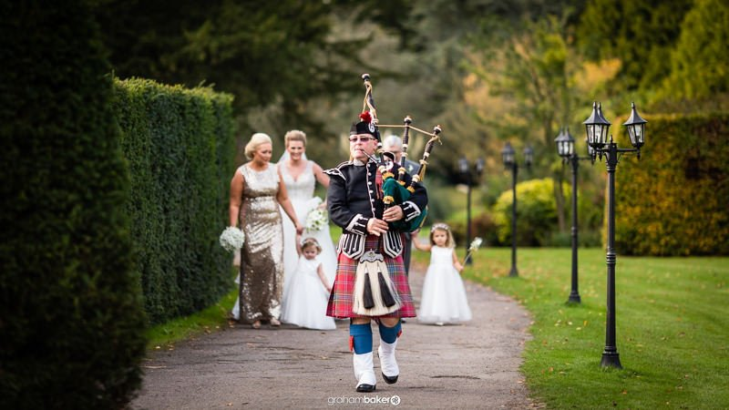 Kent Wedding Piper