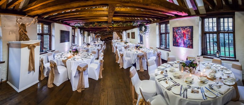 Wedding Reception at Tudor Barn Eltham London