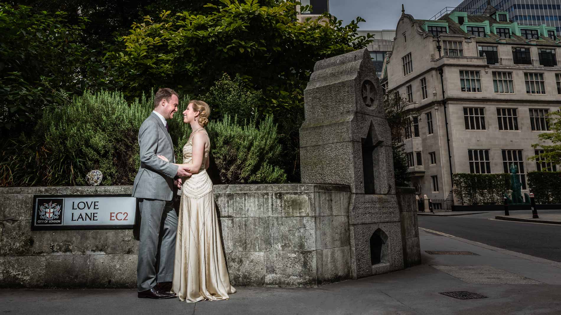 St John's Gate and the Hawksmoor Guildhall London Weddings
