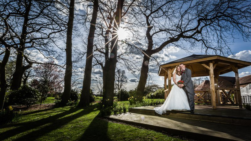 Tudor Park Marriott Wedding Venue Kent