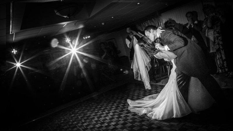 Wedding Reception at Tudor Park Marriott Wedding Venue Kent