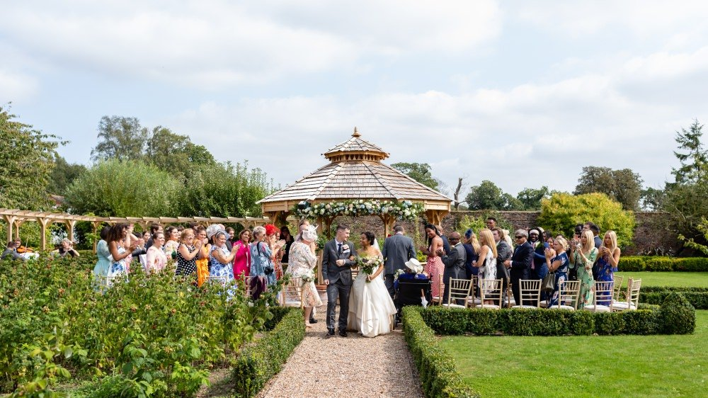 Getting Married at The Secret Garden