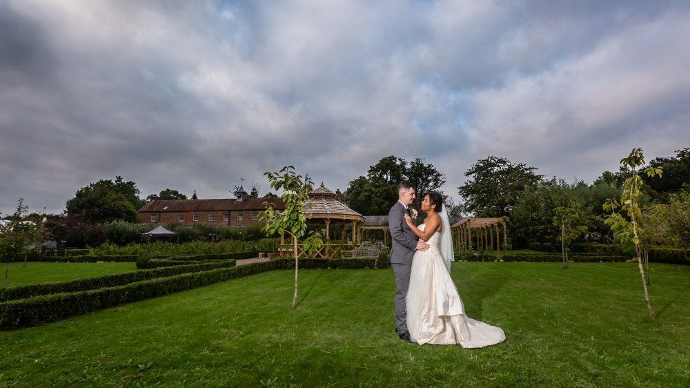 The Secret Garden Ashford Kent Wedding Venue