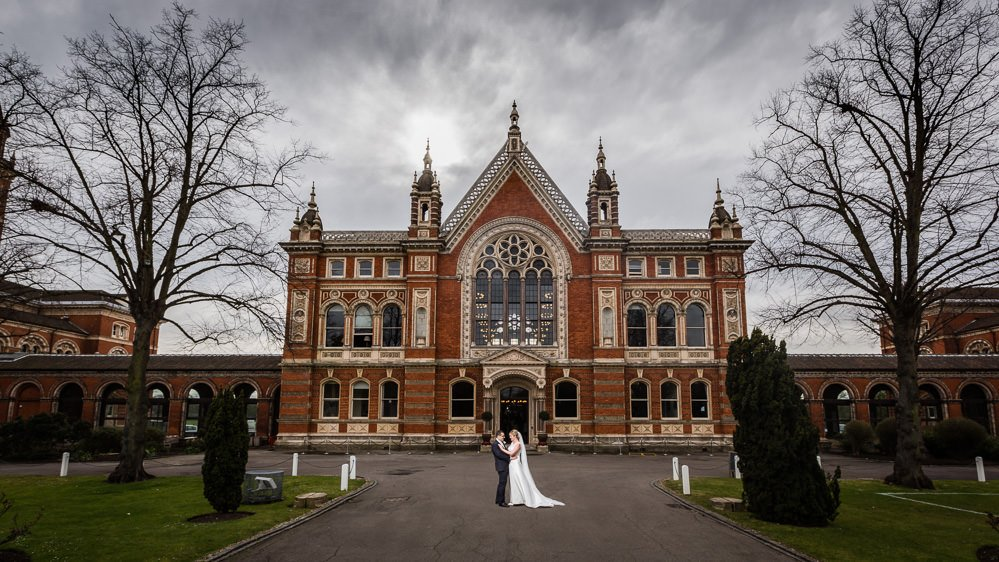 London Wedding venue Dulwich College