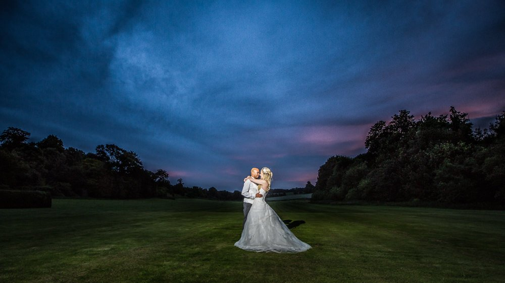 Wedding at Broome Park Golf and Country Club Canterbury