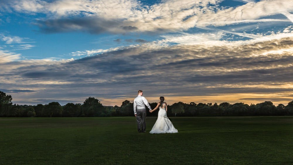 Wedding at Eltham College South East London