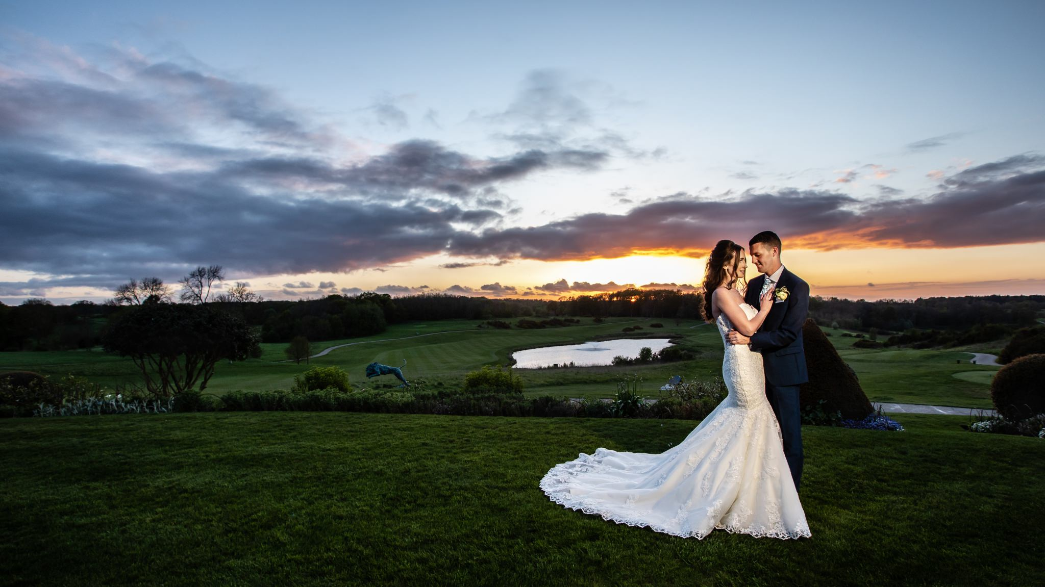 Wedding at the London Golf Club - Kent Wedding Venue