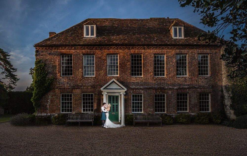 Getting Married at Westenhanger Castle Hythe Kent Wedding Venue | Graham Baker Photography